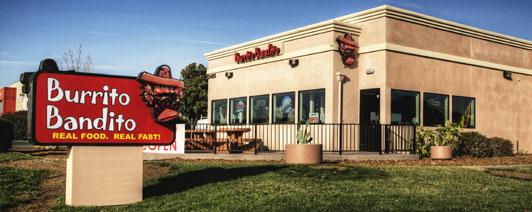 Burrito Bandito Chico Location: 2845 Notre Dame Blvd   530