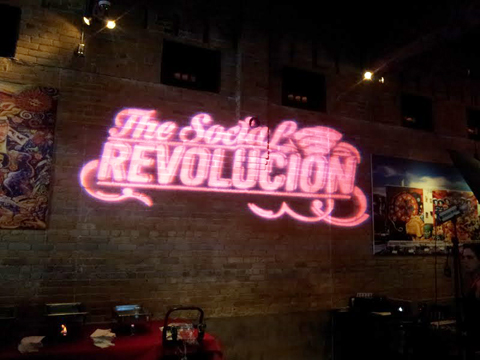 The Social Revolucion at SXSW