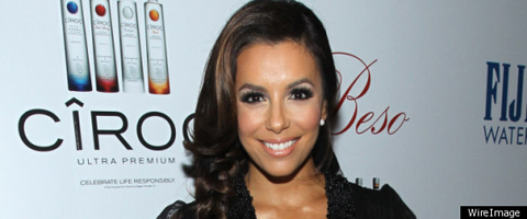 Eva Longoria 10 Latinos in Entertainment