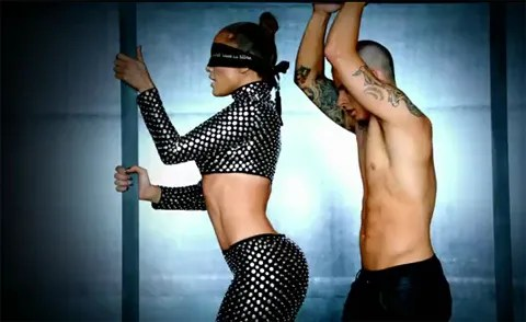 Jennifer Lopez Dance Again video