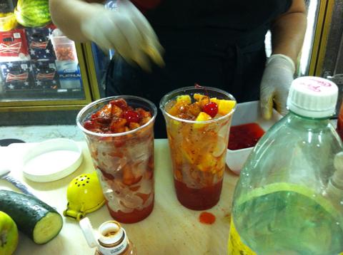 Mexican preparadas with Smirnoff how to