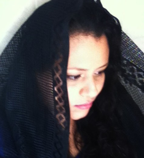 how to style a rebozo mexi style