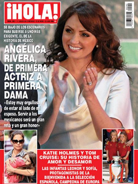 Angelica Rivera La Gaviota Primera Dama