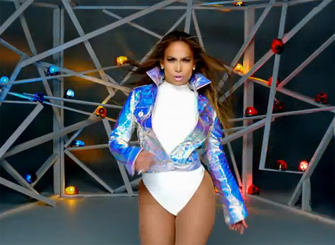 jennifer lopez goin in video featuring flo rida juanofwords