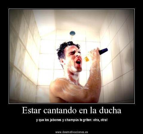 singing in the shower bañársela te la bañáste mexi vocabulario juanofwords