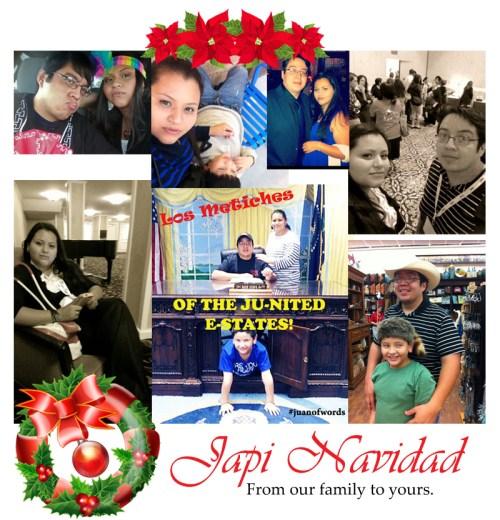 christmas card japi navidad feliz navidad merry christmas juanofwords craftythrifter la_anjel