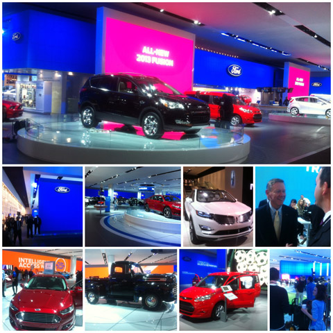 ford naias fordtx north american international auto show ford motor company juanofwords
