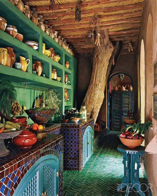 Mexican Home Decorations: Latino Living: Mexican Decor Inspiration For The Latino