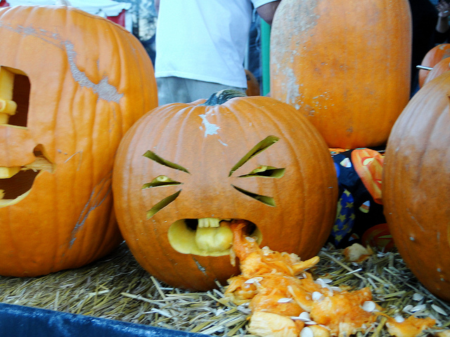 Halloween in the Hood: Memories and Moments of Happiness