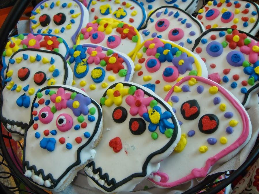 Celebrating Día de los Muertos