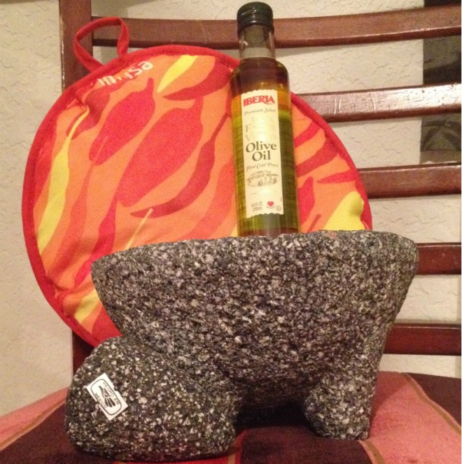 Molcajetes in the Mail