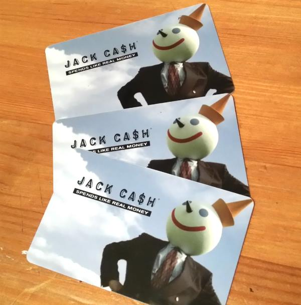 12 Days of Christmas: Day 6 – $80 in Jack Cash from Jack in the Box!