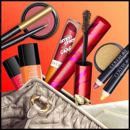 12 Days of Christmas: Day 10 – Makeup & more Makeup from CoverGirl!