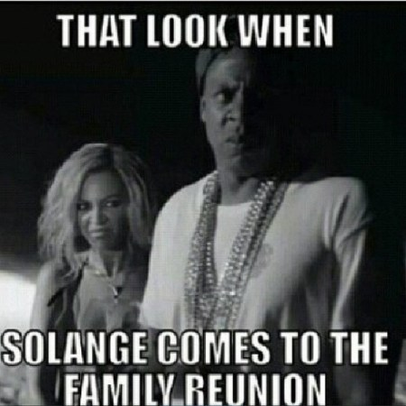 10 things a Latina would have said or done to Jay Z in Solange's shoes