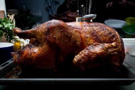 Getting ready for El Big Turkey Day!