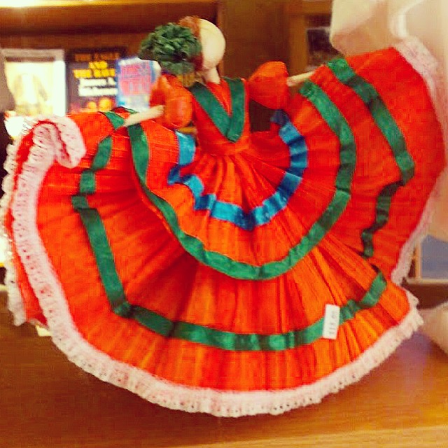 Mexican Corn Husk Dolls