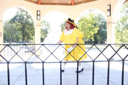 Dress up for Halloween: Madeline