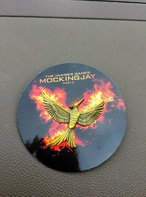 Hunger Games: Mocking Jay Part 2 Giveaway