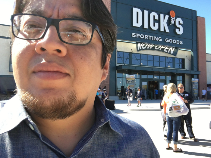 Dick's Sporting Goods comes to Houston + Giveaway #HelloHouston
