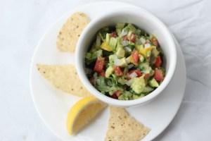 Easy Nutritious Avocado Pico de Gallo Recipe - #VidaAguacate