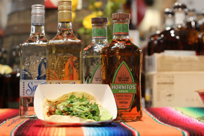 Celebrating Cultura with two of our favorites: Tacos & Tequila!
