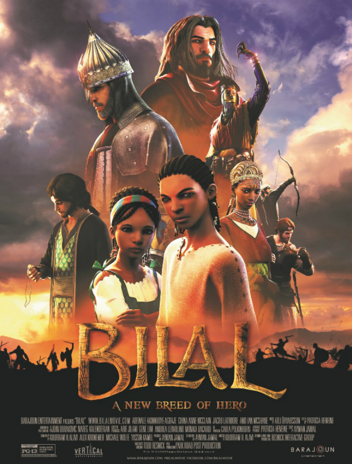 BILAL A New Breed of Hero