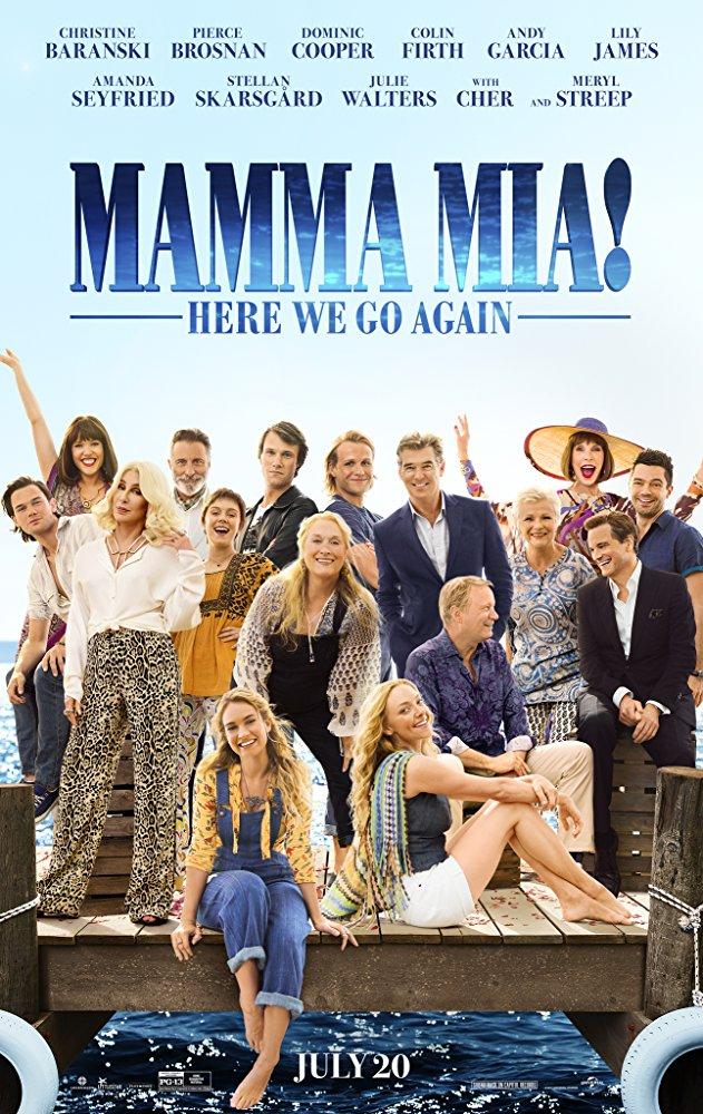 Mamma Mia! Here We Go Again (2018)