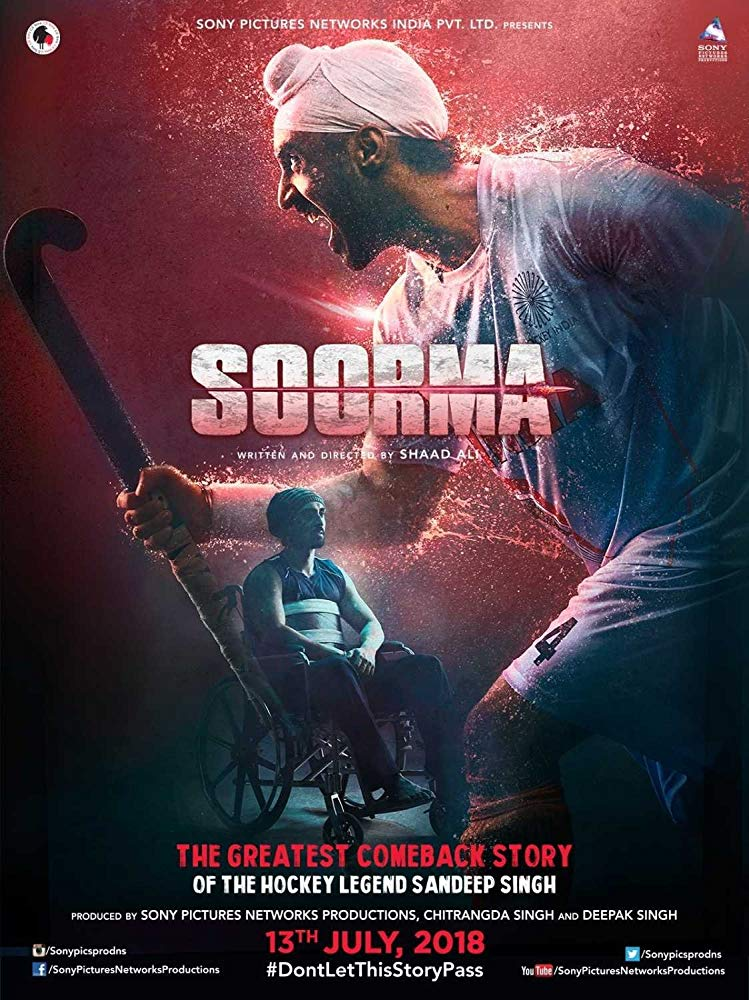 Warrior (Soorma) (2018)