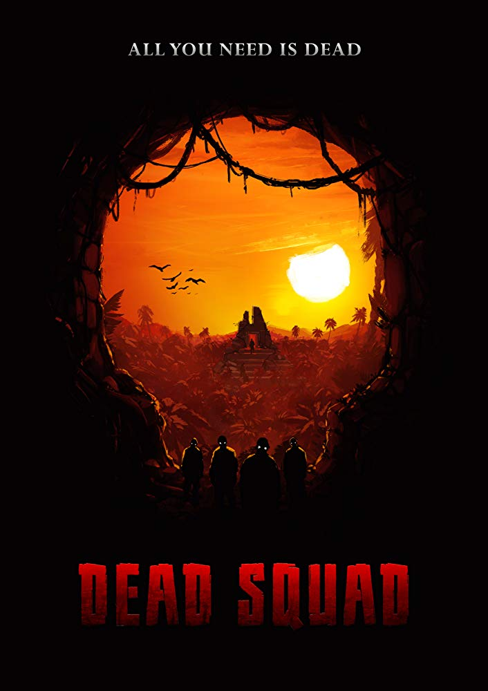 Dead Squad Temple of the Undead (2018)