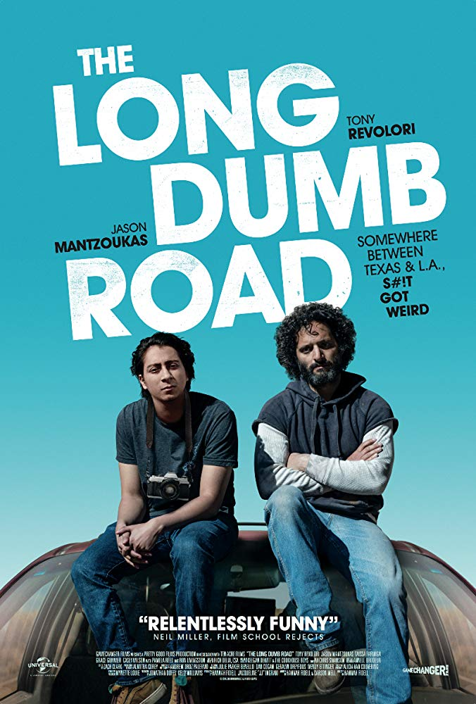 The Long Dumb Road(2018)