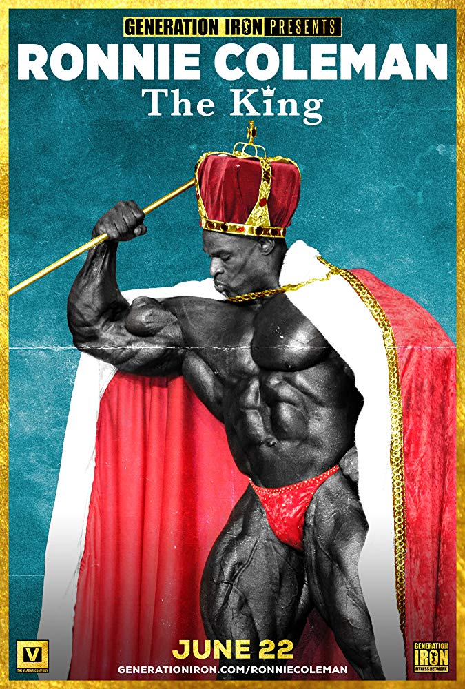 Ronnie Coleman- The King(2018)