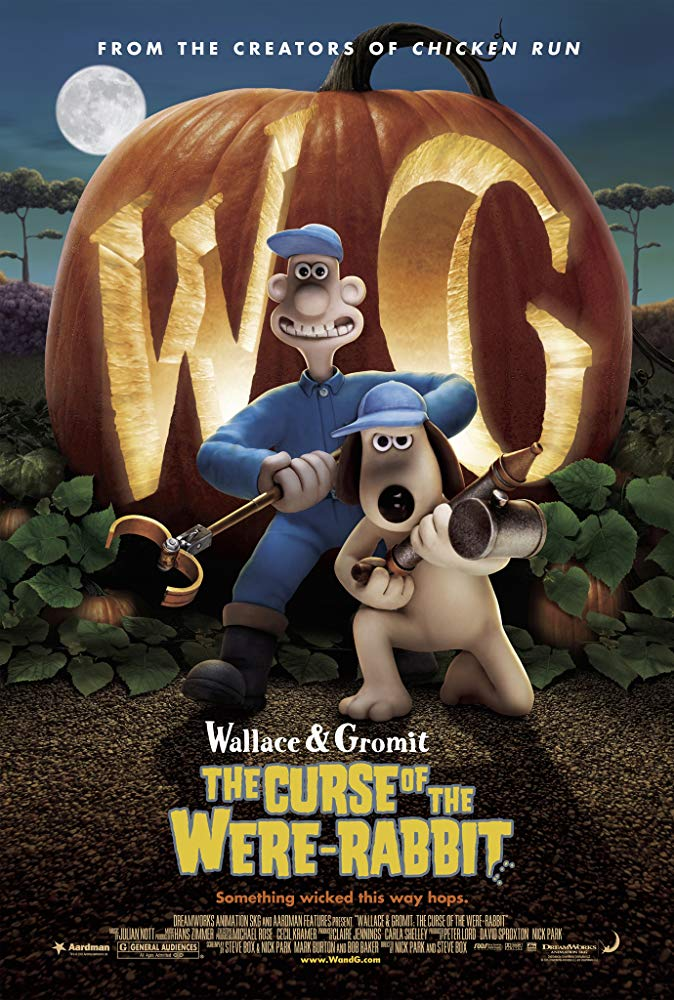 The Curse of the Were-Rabbit (2005).