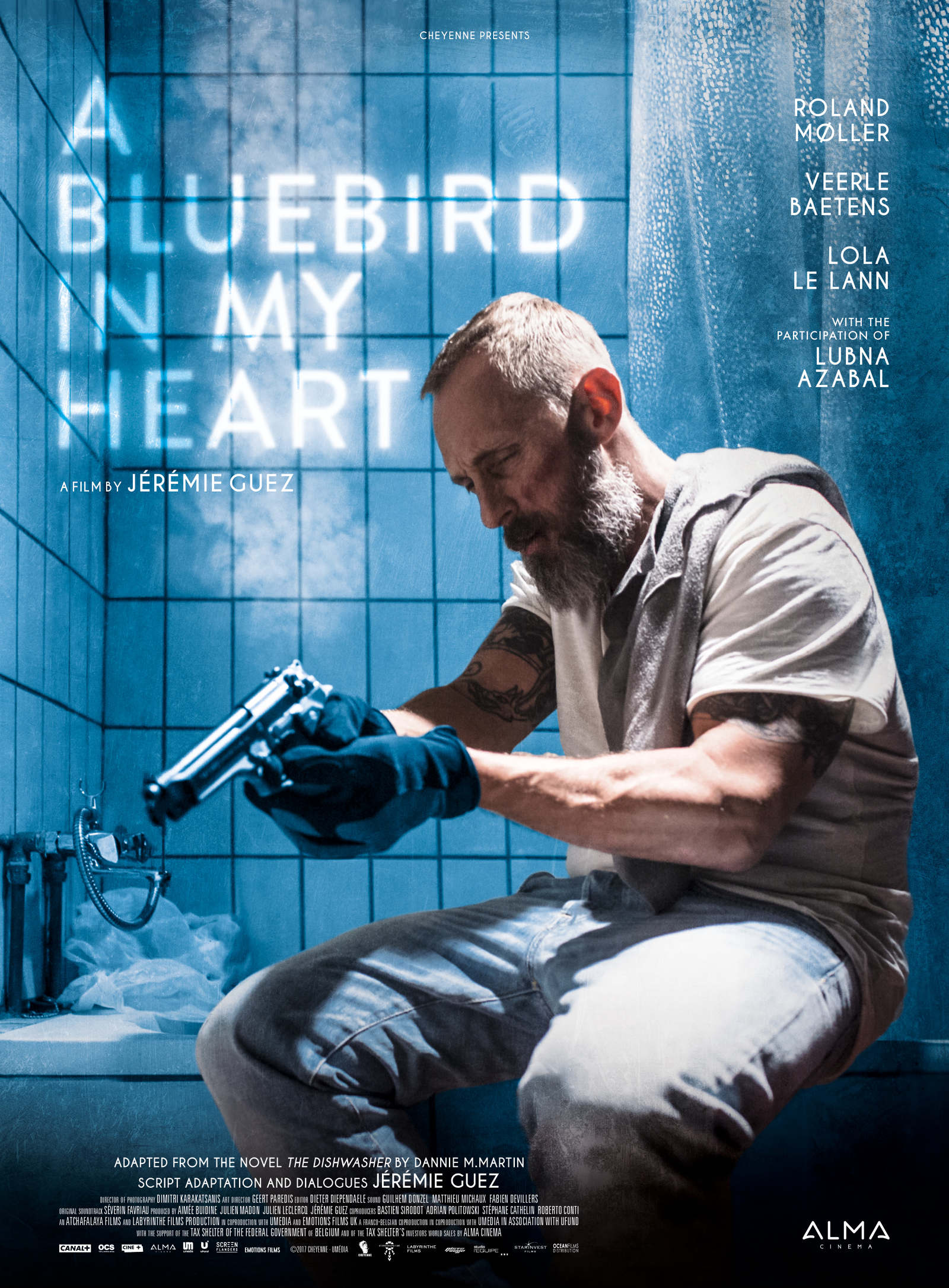 A Bluebird in My Heart (2018) HD