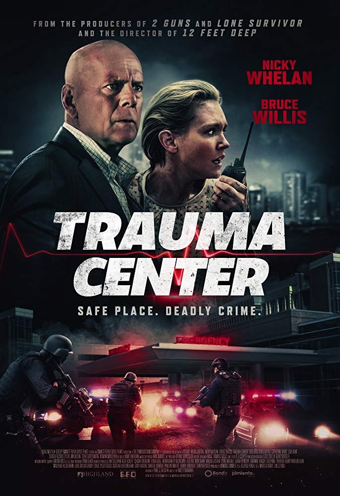 Trauma Center (2019) hd