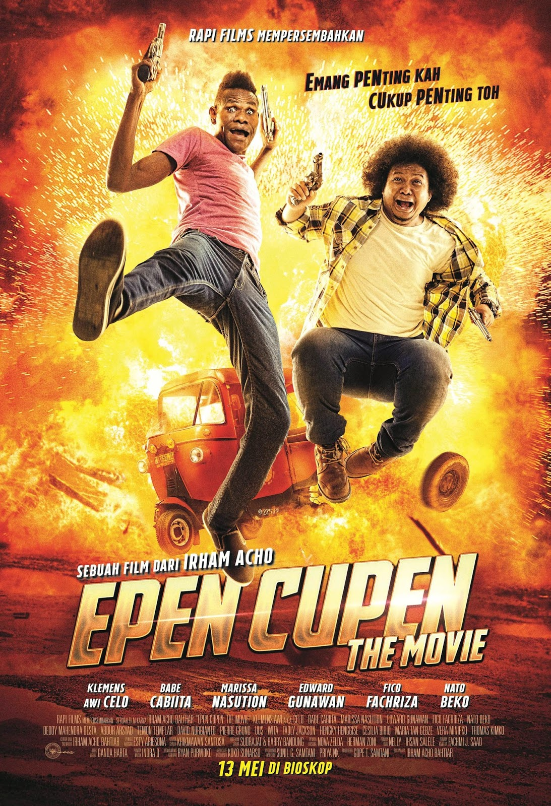 Epen Cupen the Movie (2015) HD