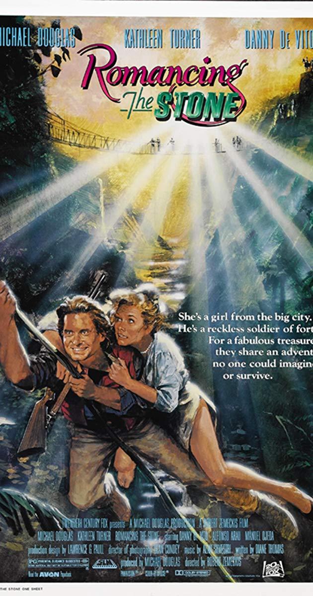 Romancing the Stone (1984) HD
