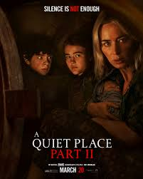 A Quiet Place Part II (2020) HD