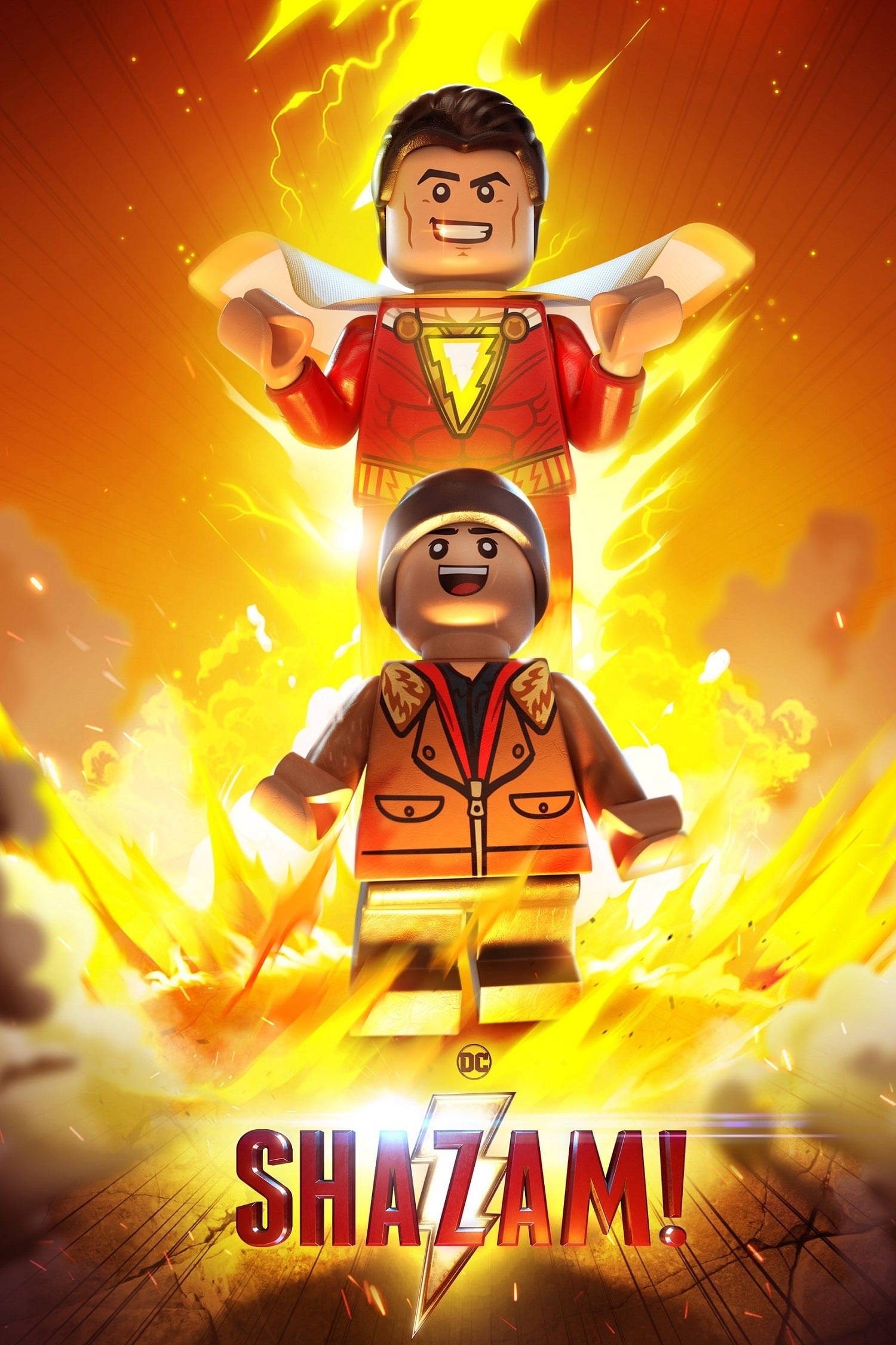 LEGO DC Shazam – Magic & Monsters (2020) HD
