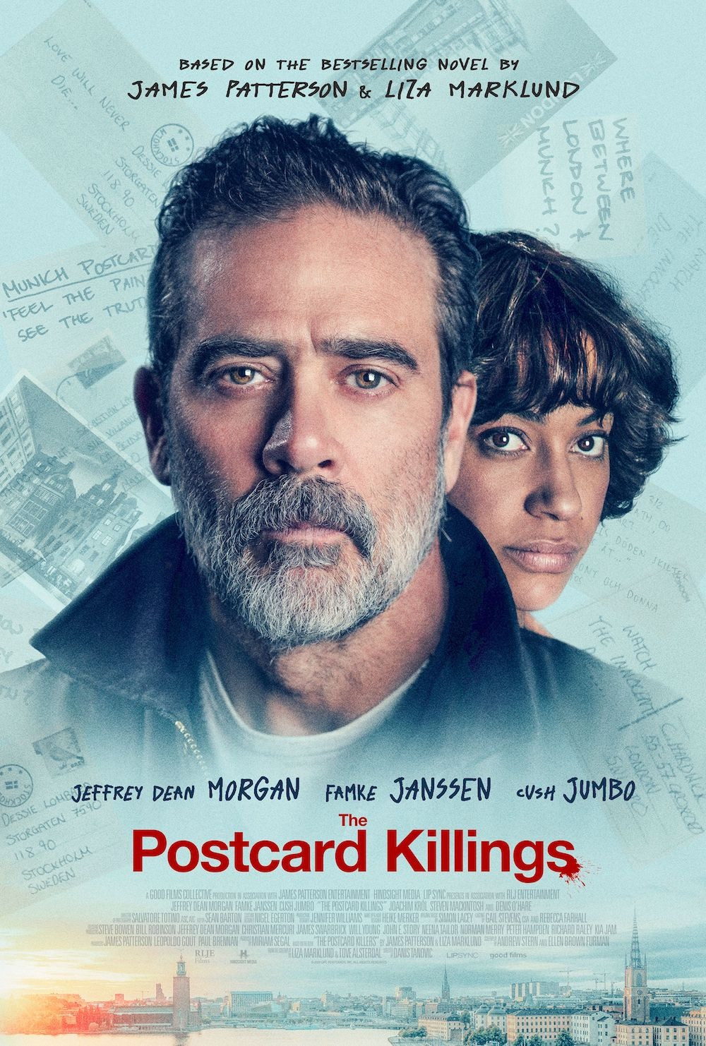 The Postcard Killings (2020) HD