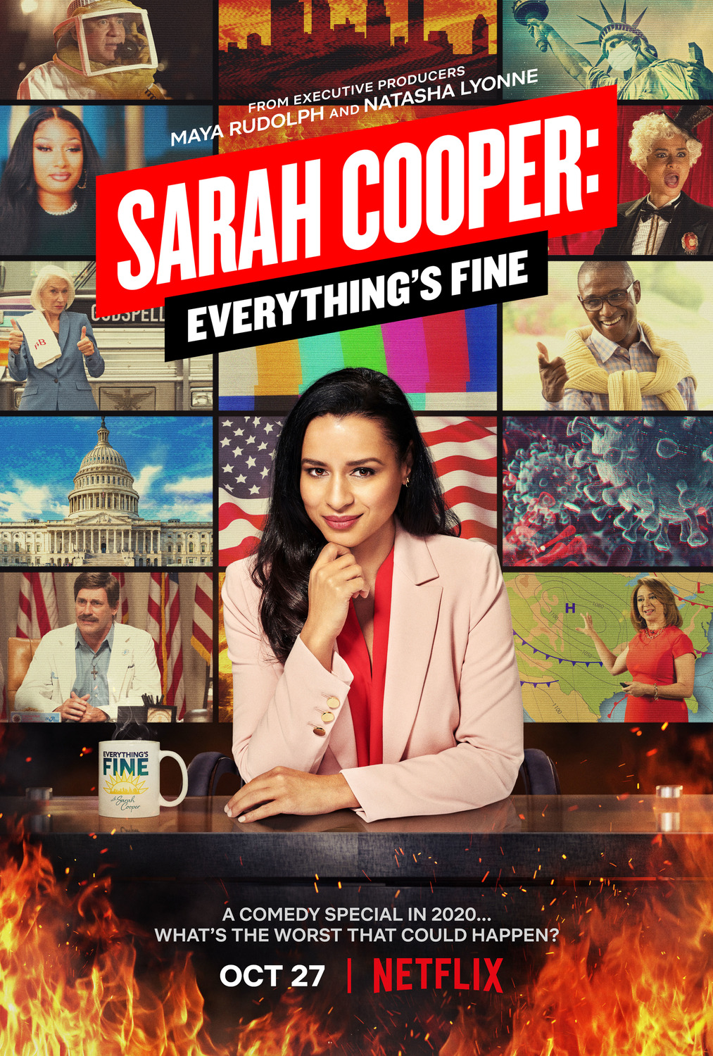 Sarah Cooper Everything's Fine (2020)