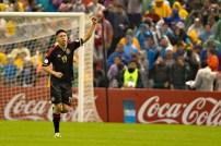 partido de eliminatoria rumbo a brasil 2014 entre México vs Hon