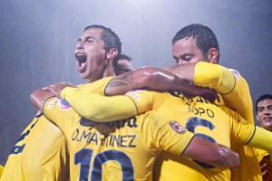 J8 UNAM vs América