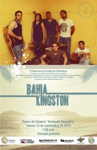 poster bahia kingston