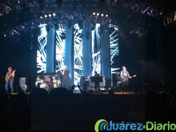 Deep Purple Now What?! en Ciudad Juárez