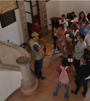 Invitan a Tomar Visitas Guiadas a Lugares Históricos