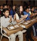 Entregan Laptops a Estudiantes de Escasos Recursos