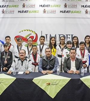 Juárez Aportó 16 Medallas en Taekwondo