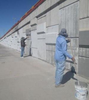Remueven 54 mil Metros de Grafiti y 1141 Toneladas de Basura