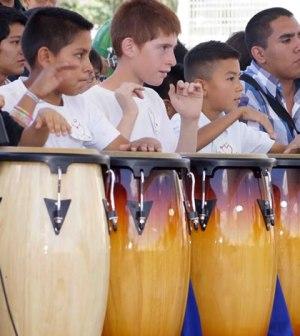 Destacan Niños en Sinfónica C. C. Francisco I. Madero