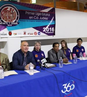 Presentan Liga Estatal Femenil de Basquetbol